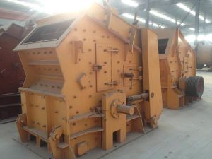 ISO9001: 2008 Certificate Fine Impact Crusher with PF Series pictures & photos