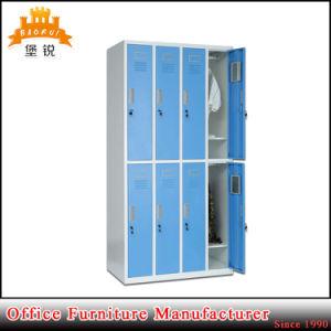 Jas-029 Wholesale Iron Storage Wardrobe Cupboard Prices pictures & photos