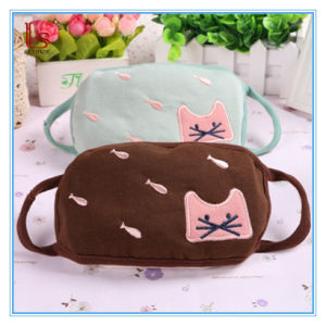 Lovely Design Cute Plush Mouth-Muffle Cotton Mouth Mask Wholesale pictures & photos