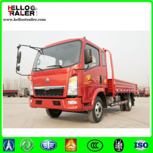 Sinotruk HOWO 4X2 5ton Light Cargo Truck pictures & photos