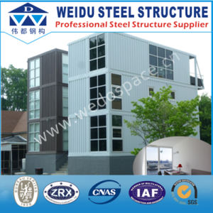 High Rise Steel Structure Building (WD100704)