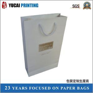 Super Quality Embossed Bag Kraft Paper Bag pictures & photos