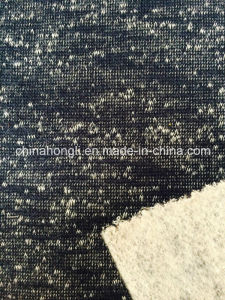 Heather Yarn-Dye Terry Brushed C/P 50/50, 280GSM, Knitting Fabric for Sweater Garment pictures & photos