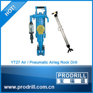 Yt27 Pneumatic Air Hammer with Air Leg pictures & photos