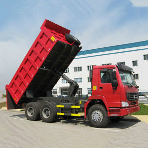 Sinotruk 336HP Euroii HOWO 6X4 Tipper Truck (ZZ3257N3647C) pictures & photos