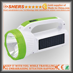 Solar 1W LED Spotlight with COB LED Desk Light (SH-1984) pictures & photos
