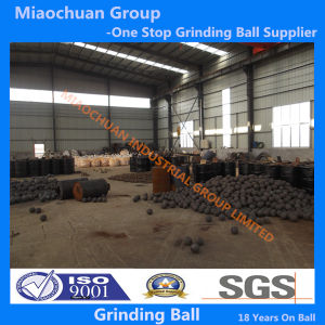 50mm High Chromium Casting Grinding Ball