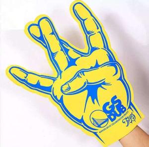 New Design EVA Foam Sponge Cheering Hand pictures & photos