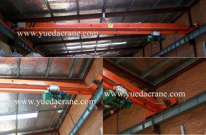 Electric Hoist Overhead Crane 5 Ton Overhead Crane
