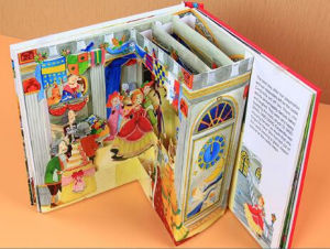 3D Pop-UPS English Fairy Tale Books pictures & photos