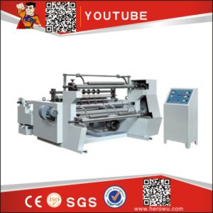 High Speed Economic Automatic Paper Slitting Machine pictures & photos