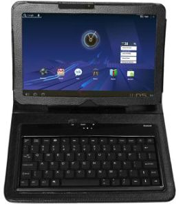 Bluetooth Keyboard Portfolio for Xoom (BTKB-XOOM-001)