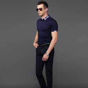 Men Custom Polo Shirt New Design Wholesale pictures & photos