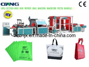 Onl-Xc700-800 Non -Woven Fabric Bag Making Machine Price pictures & photos