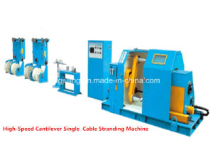 Cantilever Cable Stranding Machine for CAT6 pictures & photos
