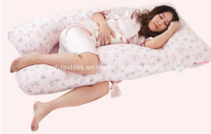 U Shape Pregnant Body Nursing Pillow for Woman Heathy pictures & photos
