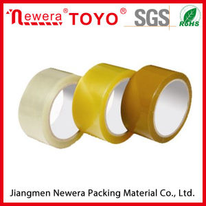 Strong Strength BOPP Color Adhesive Tape with Good Stickiness pictures & photos