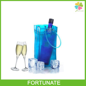 Clear PVC Champagne Bag Wine Pouch