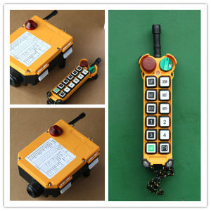 F24-12D Industrial Wireless Remote Control for Double Girder Travelling Crane/Electric Hoist Crane pictures & photos