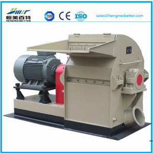 Wood Crusher Hammer Mill for Biomass Fuel /Wood Grinder Pulverizer pictures & photos