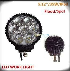 Round LED Working Light for ATV SUV 4X4 pictures & photos