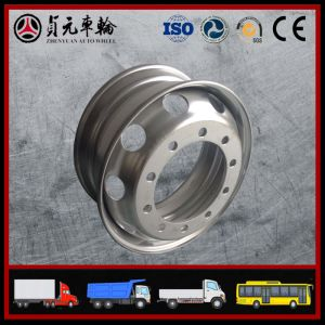 Truck and Trailer TUV Approved Steel Wheel Rims pictures & photos