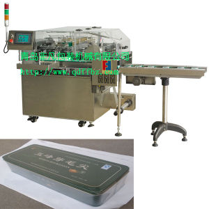 Italy Technology Automatic Tuck Wrapper Wrapping Machine for Teabox pictures & photos