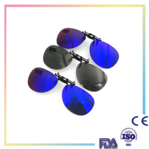 2016 New Fashion Mans Womans Polarized Clip on Sunglasses pictures & photos