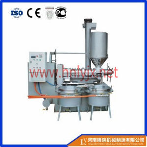 Peanut Cotton Seed Soybean Oil Press Machine pictures & photos