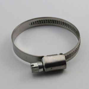 Stainelss Steel 9mm Band Width Non Performed (Embossed) Hose Clamps pictures & photos