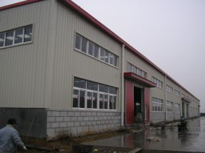 Steel Structure Warehouse (pH-31)