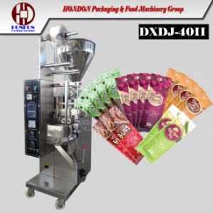 Pepper Sauce Packing Machine pictures & photos