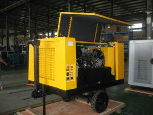 Portable Single Screw Air Compressor (FHOGY145A)