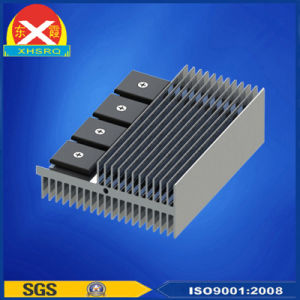 Electric Car Battery Heat Sink Sand Blasting Radiator Surface pictures & photos