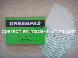 Porous Menthol Plaster/Analgesic Plaster for Surgical and Sports pictures & photos