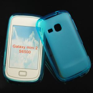 Mobile Phone Pudding Case for Samsung S6500/Galaxy Mini 2