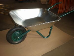 High Quality Wb6214 Wheel Barrow pictures & photos