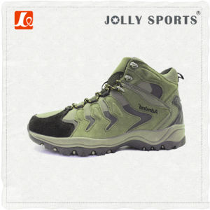 Men Comfort Trekking Outdoor Sports Hiking Waterproof Shoes pictures & photos
