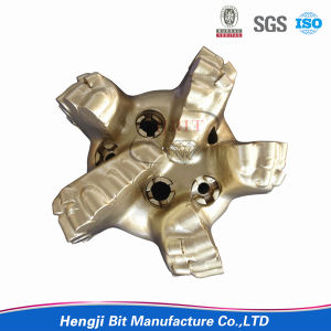 S323 12 1-4in Steel Body PDC Drill Bit pictures & photos