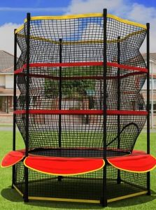 Hot Selling Indoor Round Mini Trampoline pictures & photos