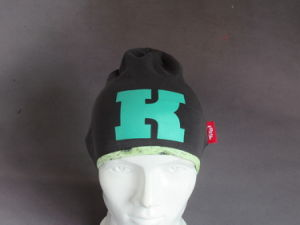 Colorful Reversible Polyester/Cotton Jersey Sports Running Beanie with Printing pictures & photos