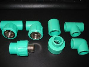 China Professional Supplier Plastic PPR Pipe Fitting pictures & photos