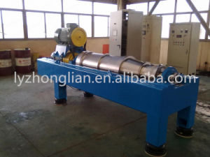 Lw550*1900 Large Production Horizontal Type Spiral Discharge Centrifuge pictures & photos