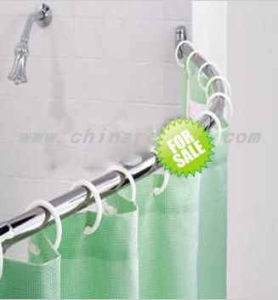 Curved Shower Curtain Bar (HM-8626) pictures & photos