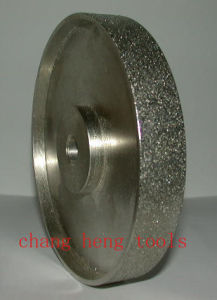 Electroplated Diamond Wheels for Slot Grinding pictures & photos