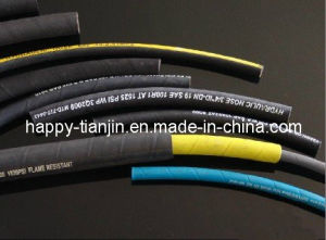 One Steel Wire Braided Hydraulic Hose (SAE 100 R1) pictures & photos