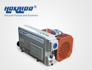 Oil Lubricated Rotary Vane Vacuum Pump for Etching Machine (RH200) pictures & photos