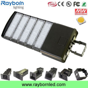 Dlc IP65 Outdoor 250W LED Shoebox Lights for Garden Lighting pictures & photos