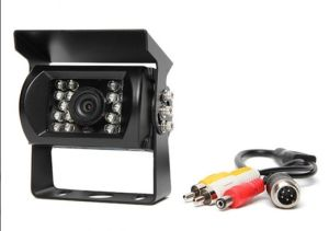 CCTV Colour Infrared Camera with Sound pictures & photos