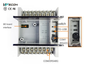 Wecon PLC Controller for Small-Medium Sized Machinery pictures & photos